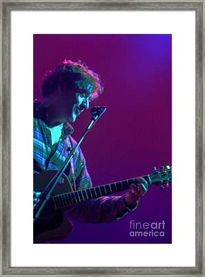 Resplended Framed Print by Jesse Ciazza