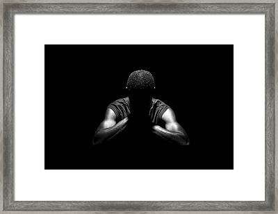 Framed Print featuring the photograph Rest by Eric Christopher Jackson
