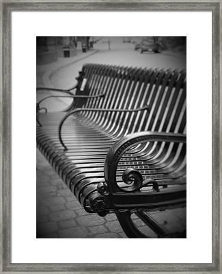 Rest Framed Print