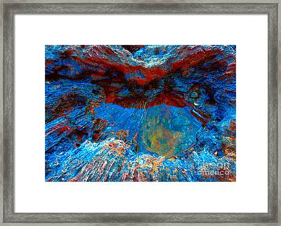 Resting Nature Framed Print