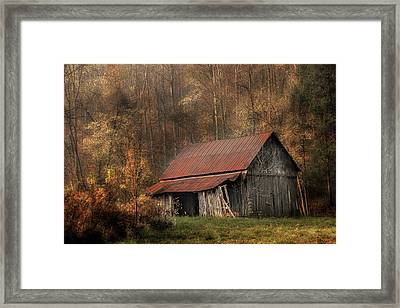 Resting Place Framed Print by Mike Eingle