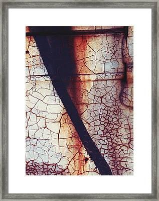 Restless Inside  Framed Print