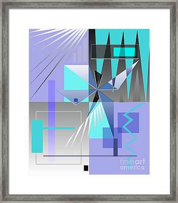 Restless Night - I Framed Print by Jo Baby
