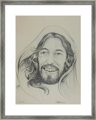 Resurrection Joy Framed Print