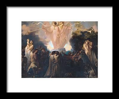 Purgatory Framed Prints