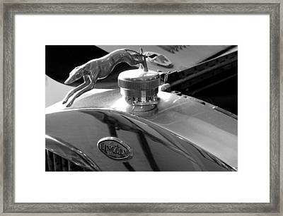 Retire Gracefully Framed Print