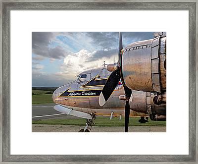 Retired Framed Print by Gill Billington