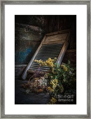 Retired Framed Print