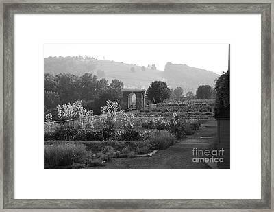 Retreat Framed Print by Eric Liller