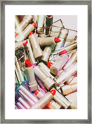 Retro Beauty Therapy Framed Print by Jorgo Photography - Wall Art Gallery