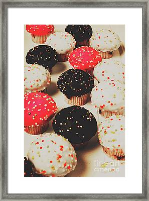 Retro Cake Stand Framed Print by Jorgo Photography - Wall Art Gallery