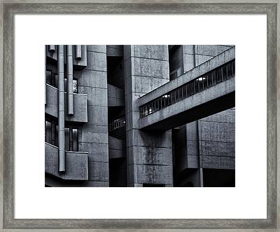 Retro Future  Framed Print by Philip Openshaw