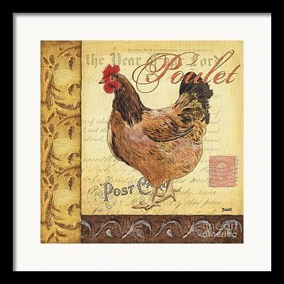 Postage Stamp Framed Prints