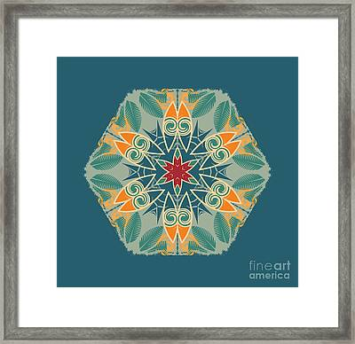Framed Print featuring the photograph Retro Surfboard Woodcut by Mary Machare