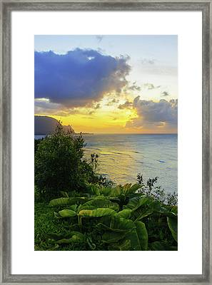 Framed Print featuring the photograph Return by Chad Dutson