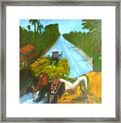 Return From Ambush Framed Print by Neil Trapp