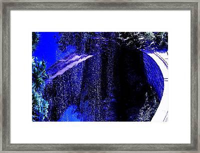 Return Framed Print by HweeYen Ong