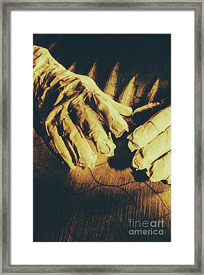 Return Of The Ancient Egyptian Pharaoh Framed Print by Jorgo Photography - Wall Art Gallery