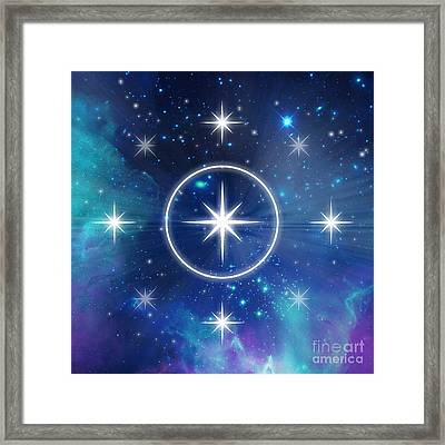 Return Within Framed Print