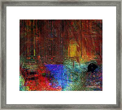 Returned To Life Framed Print by Fania Simon