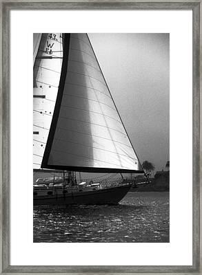 Returning Home Framed Print