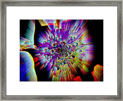 Returning Framed Print by Shirley Sirois