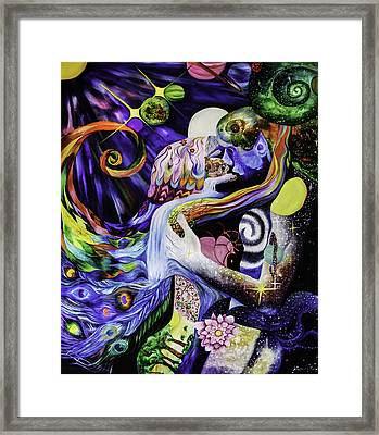 Reunion Framed Print by Stephanie Koenig