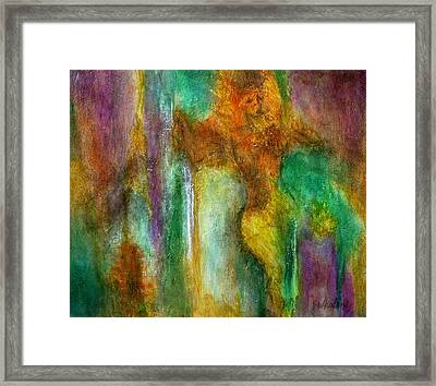 Revelry - Fat Tuesday Framed Print