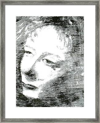 Revelation Framed Print by Judy Nelson
