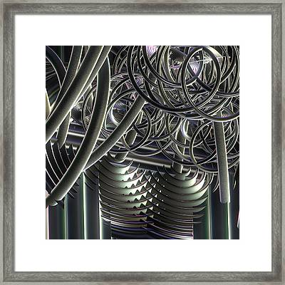 Revelation Framed Print by Michele Caporaso