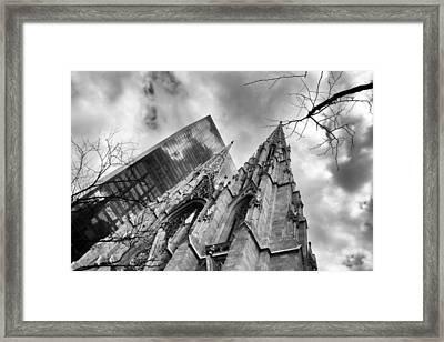Reverence Framed Print