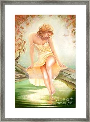 Reverie Framed Print