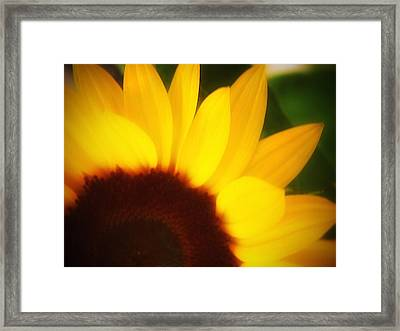 Reverie Two Framed Print by Julius Reque
