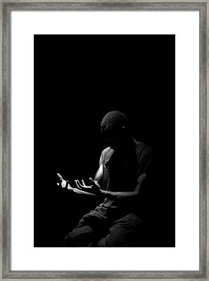 Framed Print featuring the photograph Revive by Eric Christopher Jackson