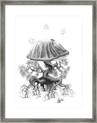 Revka Framed Print by Morgan Banks