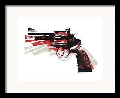 Shooter Framed Prints