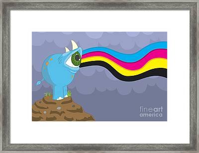 Reyeno Framed Print by Kyle Harper