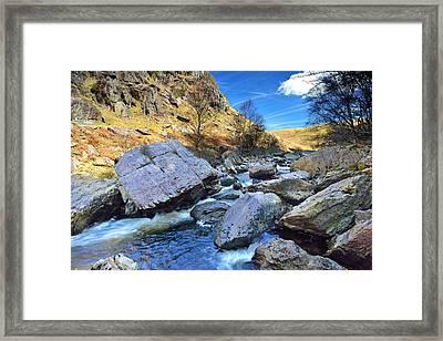 Rhandirmwyn 1 Framed Print