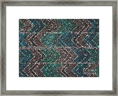 Rhapsody Framed Print by Norma Appleton