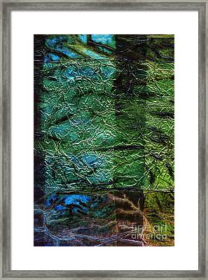 Rhapsody Of Colors 1 Framed Print