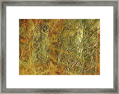 Rhapsody Of Colors 32 Framed Print