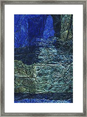 Rhapsody Of Colors 66 Framed Print by Elisabeth Witte