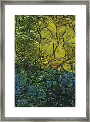 Rhapsody Of Colors 72 Framed Print by Elisabeth Witte