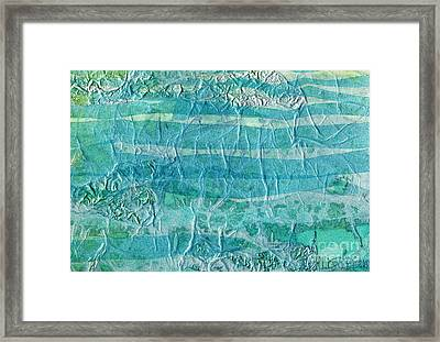 Rhapsody Of Colors 8 Framed Print
