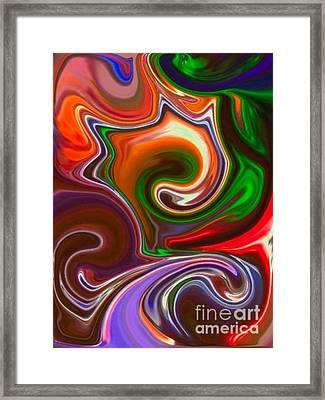 Rhapsody  Framed Print