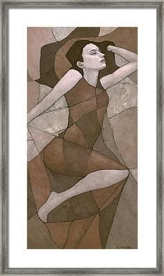 Rhea Framed Print