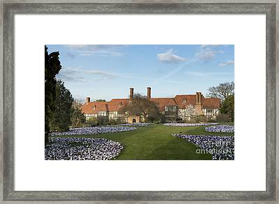 Rhs Wisley Gardens Framed Print by Tim Gainey