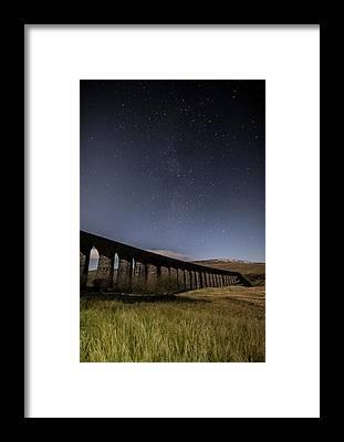 Astro Framed Prints