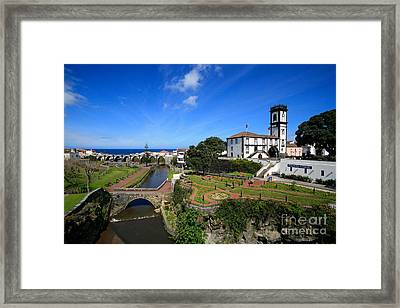Ribeira Grande - Azores Islands Framed Print by Gaspar Avila