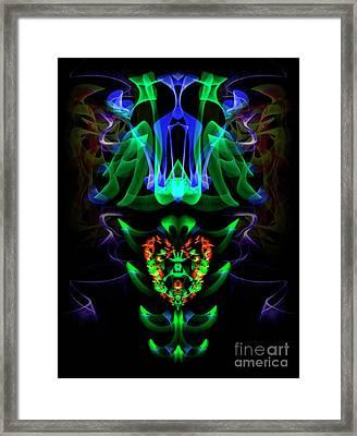 Ribman Framed Print